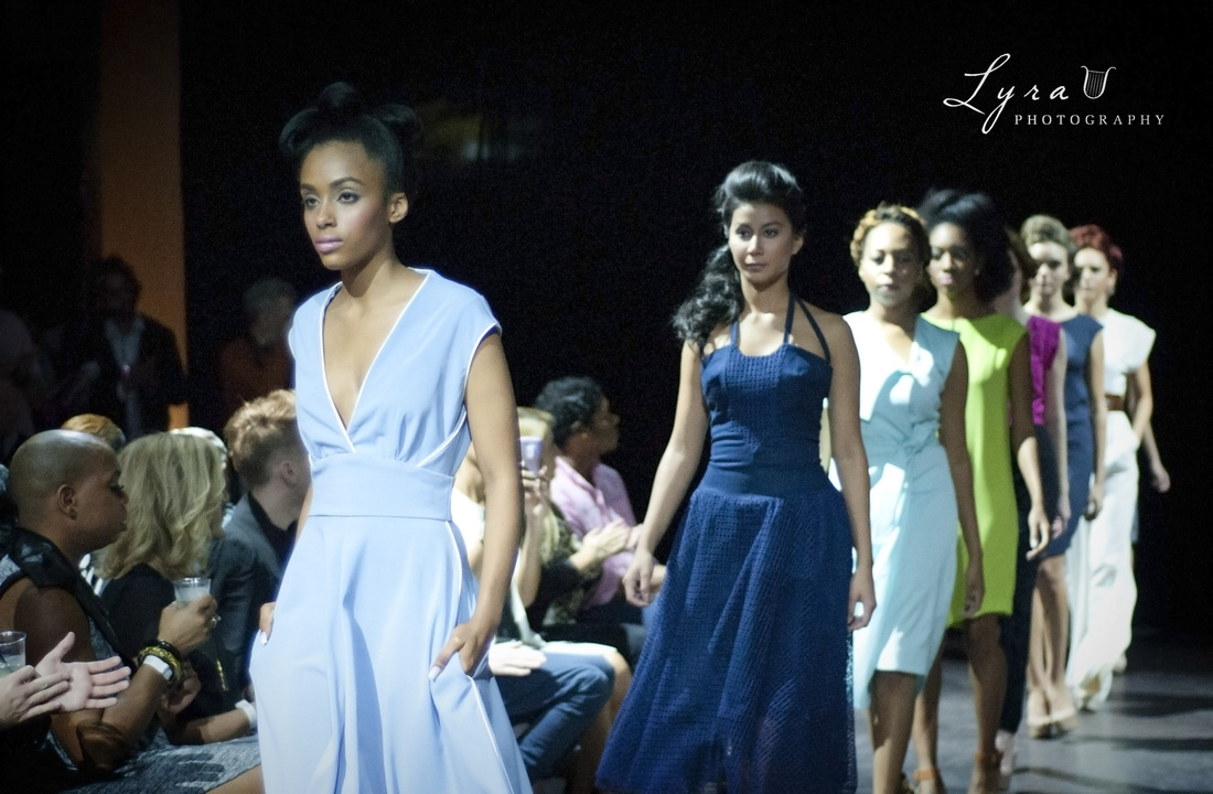 Flow by Tara Davis fashion models