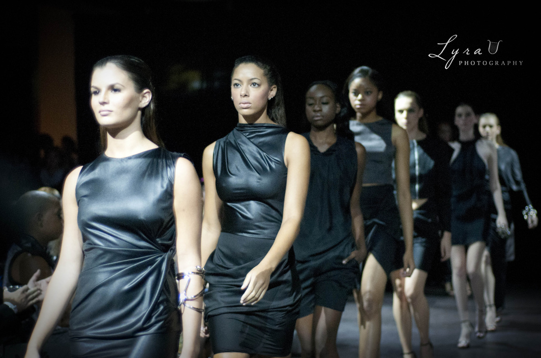 Rinat Brodach fashion show collection